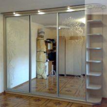 зеркальные шкафы купе 36