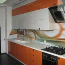 кухня 3 метра прямая 4