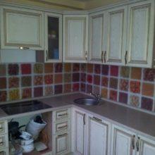 угловая кухня 9 кв м 10