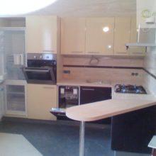 угловая кухня 9 кв м 12