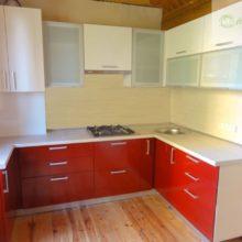 угловые кухни на заказ фото 15