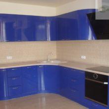 угловая кухня 9 кв м 16