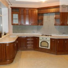 угловые кухни фото 20