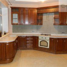 угловая кухня для маленькой кухни фото 2