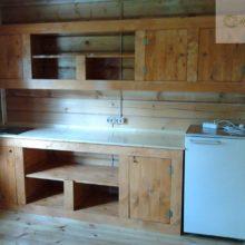 дизайн прямой кухни 3