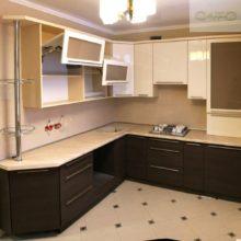 угловая кухня 9 кв м 3