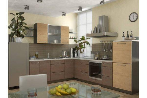 Кухня Egger фино бронза - Вариант № 13