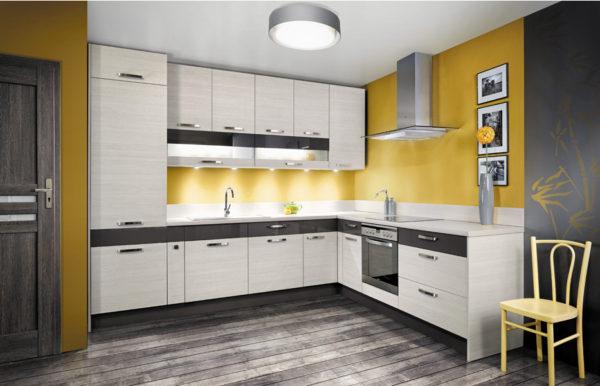 Кухня Egger гасиенда белая - Вариант № 16