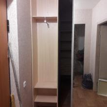 гардеробная 2-х дверная с прихожей