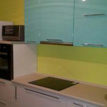 кухня 11м2 белая