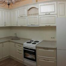 кухня классика жемчужная