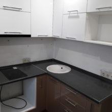 Кухня маленькая в хрущевку