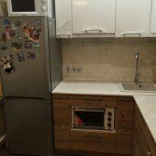 Кухонный гарнитур в маленькую кухню