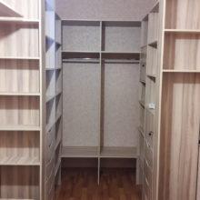 Гардеробная комната в прихожую внутреннее наполнение